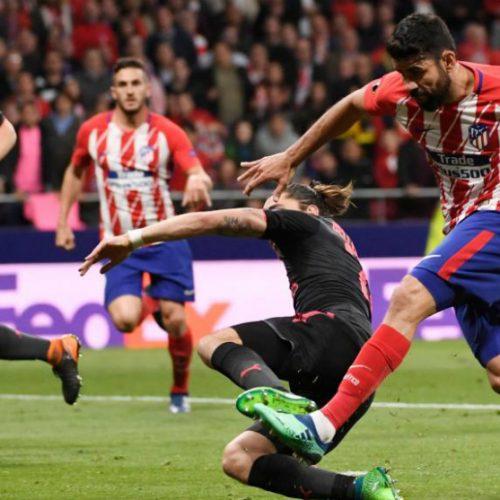 """Atletico Madrid, Diego Costa: """"L'Atletico ha bisogno di notti come queste """""""