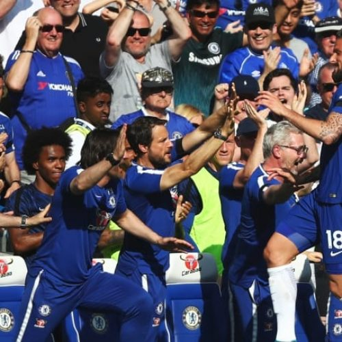 Premier League, il Chelsea vince il big match con l'Arsenal