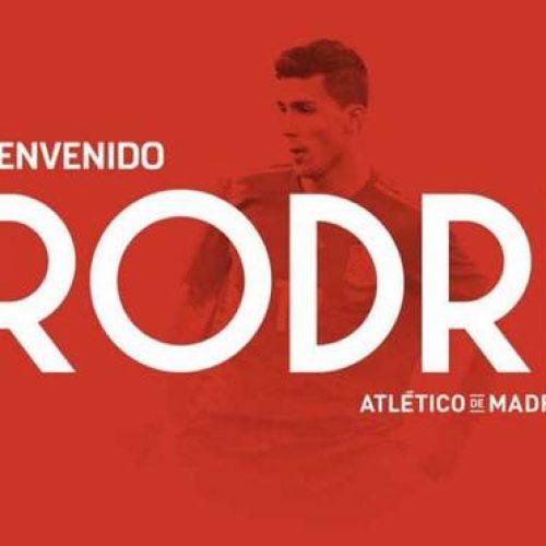 Atletico Madrid, ufficializzato l'acquisto di Rodri
