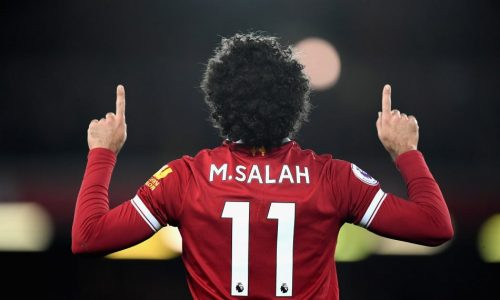 Mohamed Salah: sei nella storia della Premier League