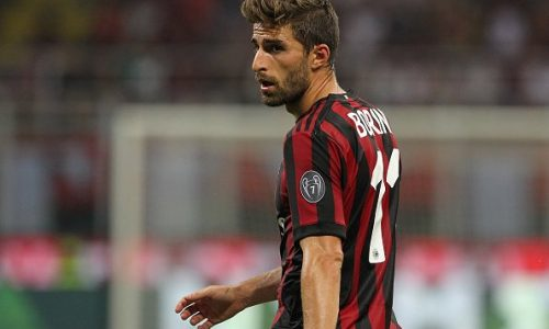 """Milan, Borini: """"Una sconfitta non é la fine del mondo, Biglia-Kessie tutto ok. La Sampdoria…"""""""