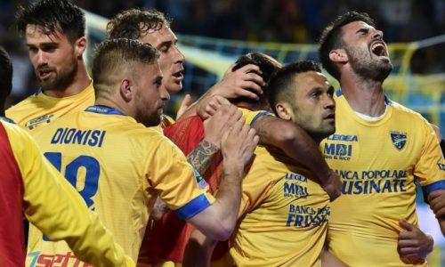 """Frosinone-Lazio 0-1, Baroni: """"Il calendario è difficile, ma l'atteggiamento dei ragazzi mi piace"""""""