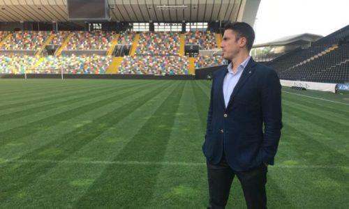 """Velazquez: """"Amo l'Italia e Maradona. Ho studiato la storia dell'Udinese, con Pozzo…"""""""