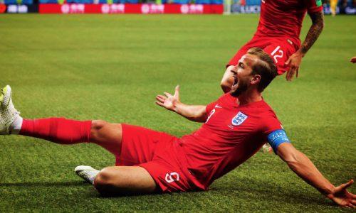 Harry Kane trascina l'Inghilterra: doppietta dell'uragano, Tunisia battuta 2-1
