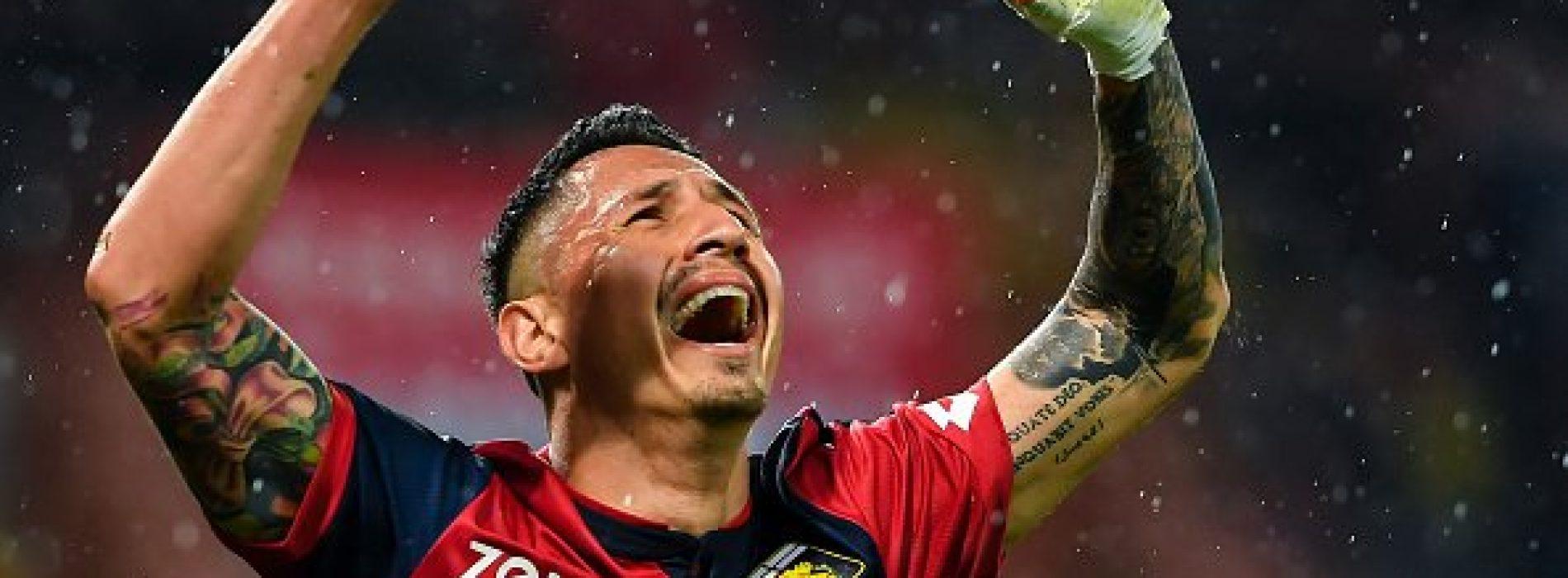 Nazionale Lapadula Peru, l'attaccante vuole La Blanquirroja