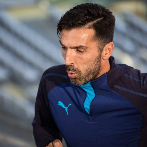 """Juventus, Buffon: """"Ruolo che  gratifica e richiede attenzione totale. Inter prima rivale, Sarri…"""""""
