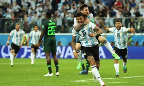 Russia 2018 – Gruppo D: Nigeria-Argentina 1-2 Messi agli ottavi