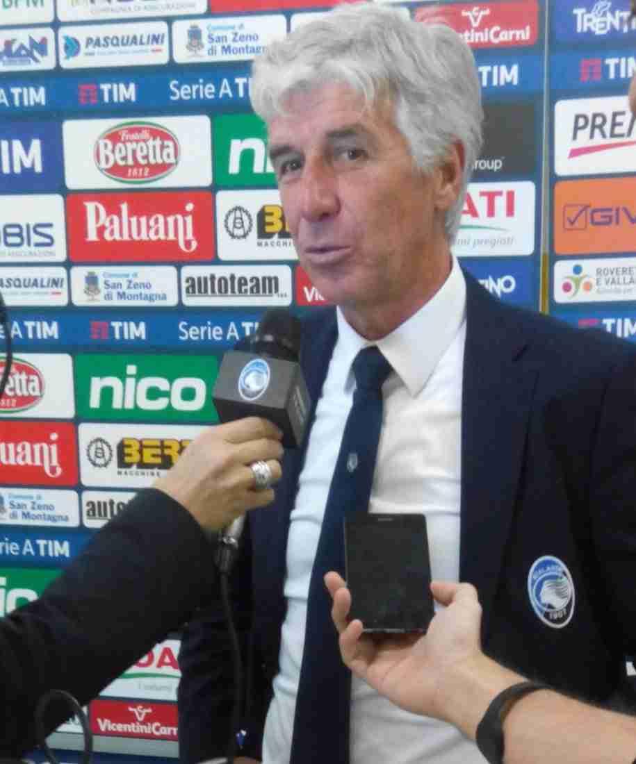 Giampiero Gasperini - Chievo Atalanta - Alessandro C. Europacalcio