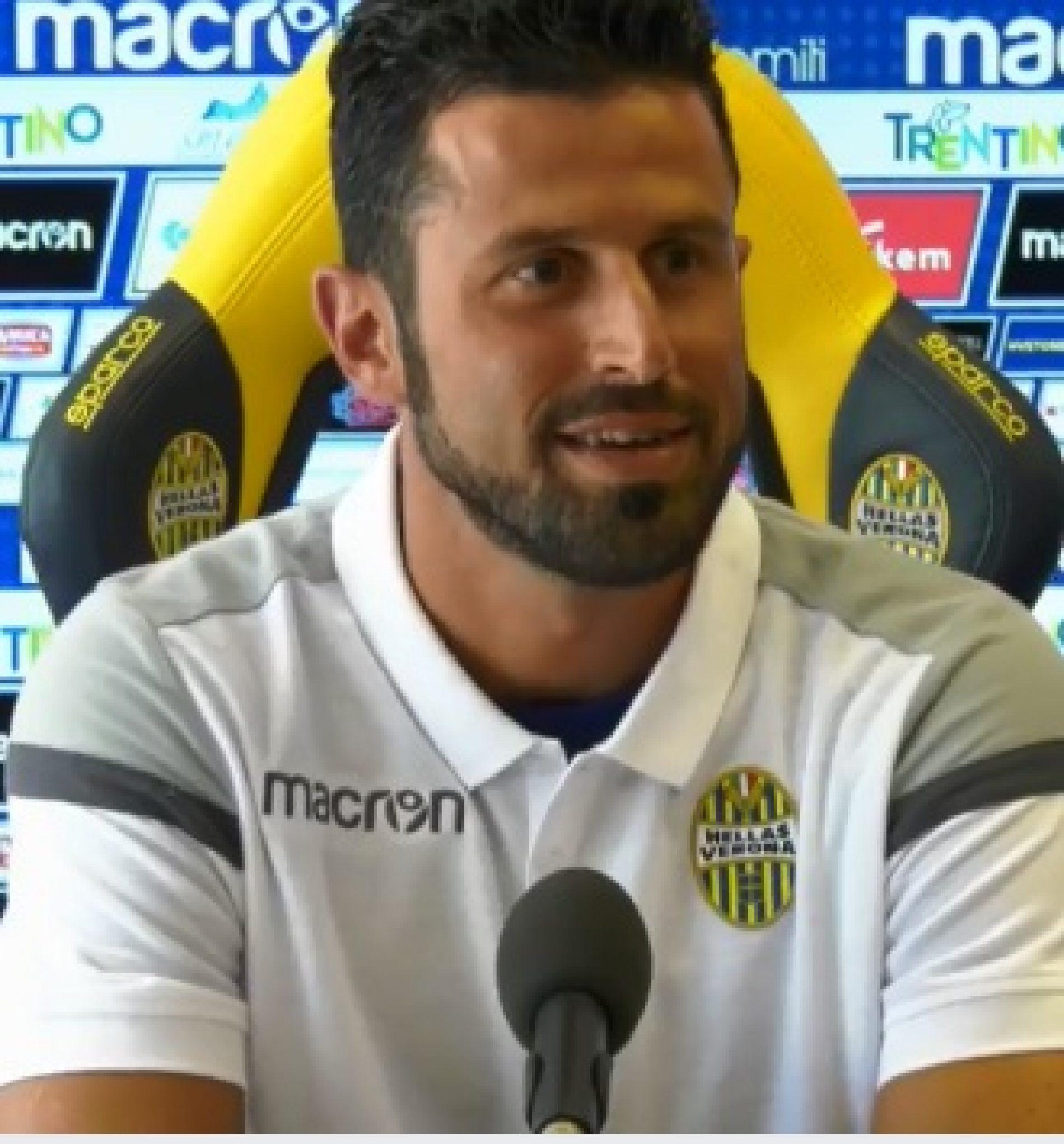 """Verona, si presenta Grosso: """"Cerco valori nei singoli per formare una squadra forte, serviranno tutti per la B e riconquistare i tifosi"""""""