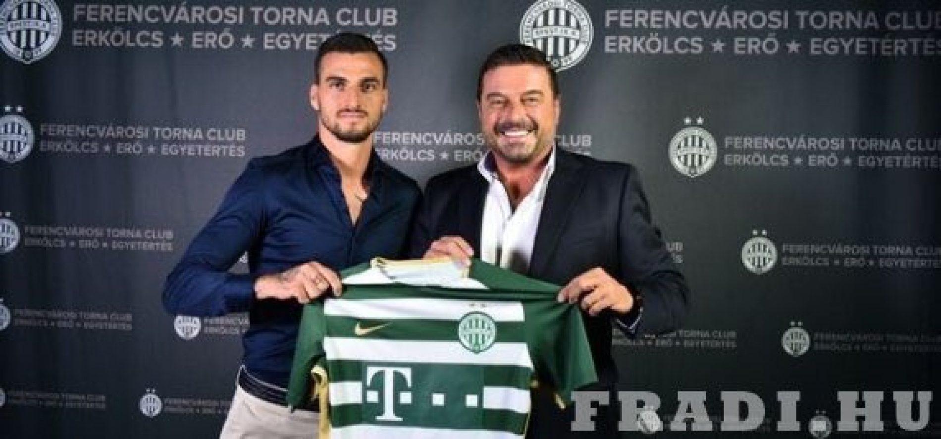 """ESCLUSIVA EC – Lanzafame: """"Al Ferencvaros per vincere, la trattativa è stata veloce. Sull'Honved…"""""""