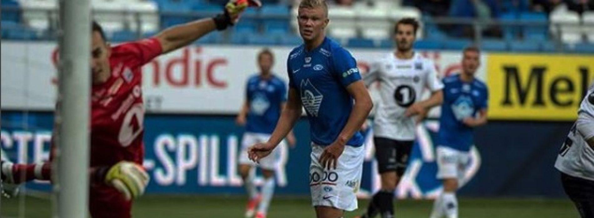 Juventus assalto ad Håland: pronti 100 milioni