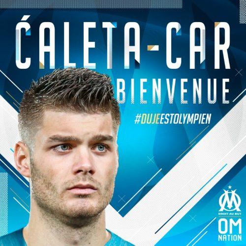 UFFICIALE: Ćaleta-Car è un nuovo giocatore dell'Olympique Marseille