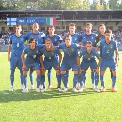 Azzurrini: cade l'Under 21, si scatena l'Under 20