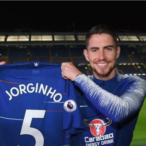 """Chelsea, Jorginho: """"Io il preferito di Sarri? Accetto le critiche dei tifosi, ma non è così"""""""