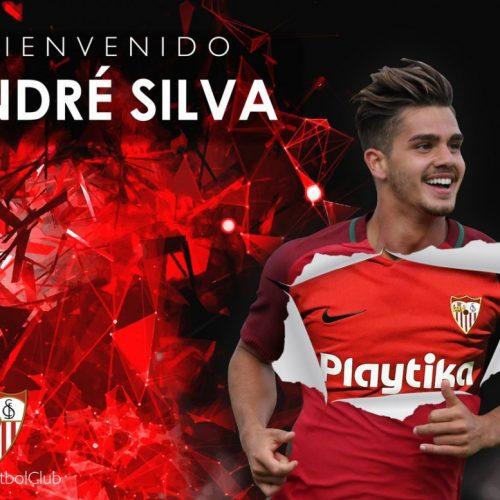 Ufficiale: André Silva firma col Siviglia
