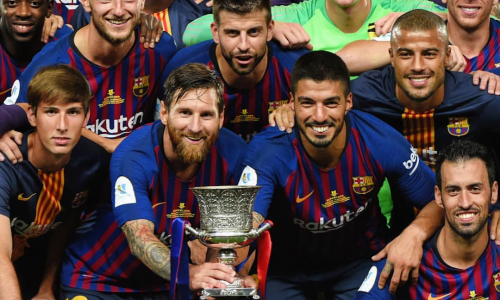 Supercoppa di Spagna, Barcellona vince in rimonta