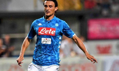 Napoli, in uscita cinque giocatori