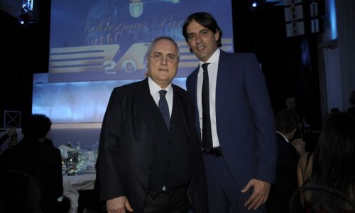 """Lazio, Tare: """"Inzaghi laziale dalla testa ai piedi, vogliamo resti"""""""