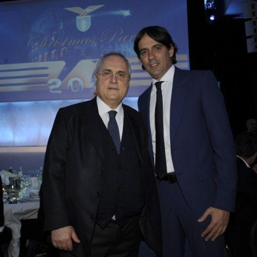 """Lazio Lotito scudetto: """"Da Nord a Sud, tutti fanno il tifo per noi"""""""