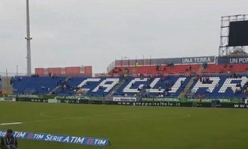 Cagliari-Crotone, così alla Sardegna Arena