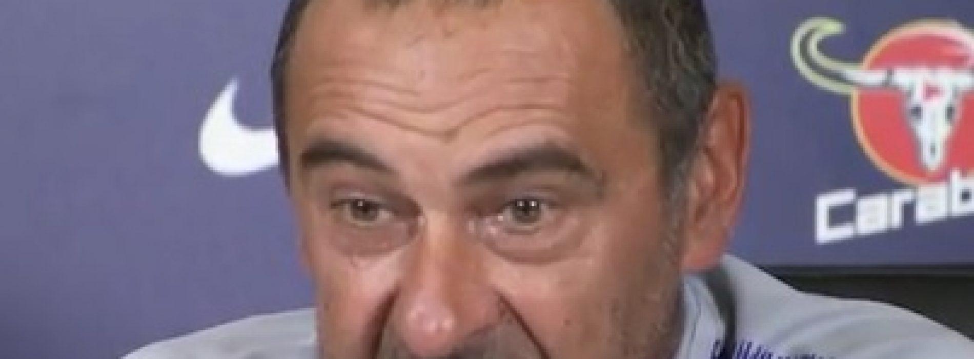 """Santini Sarri: """"L'affare può saltare, c'è il 50% di possibilità!"""