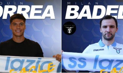Lazio, ufficiali gli arrivi di Correa e Badelj