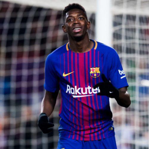 Barcellona, il PSG interessato a Ousmane Dembélé