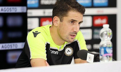 """Velazquez: """"Sono soddisfatto della partita, c'è mancato solo il gol. La Juventus è imbattibile, con il Napoli si possono fare punti"""""""