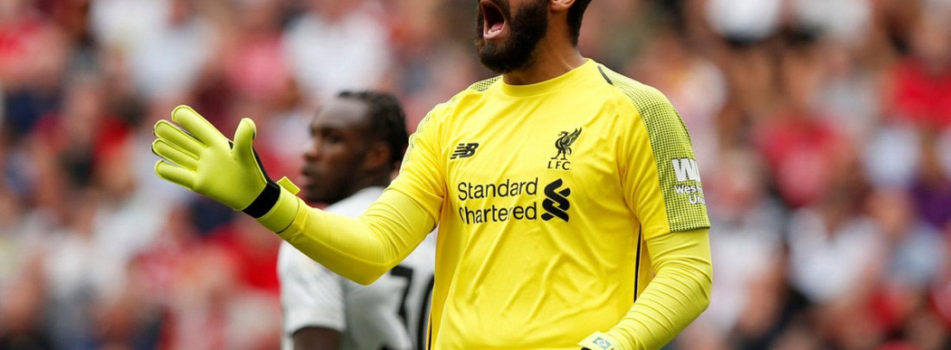 """Liverpool, Alisson: """"Concentrato sulla finale, lavorato tanto tutta la stagione"""""""