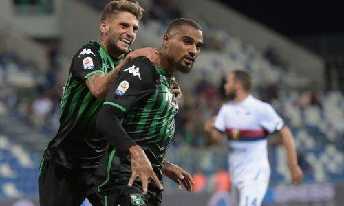 """Boateng: """"Al Sassuolo per… la pasta. Ora mi impegno di più"""""""