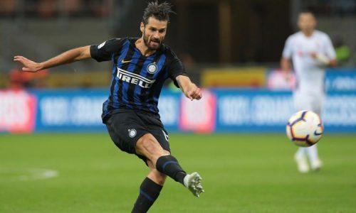 """Inter, Candreva: """"La mano di Conte si vede fin dal primo giorno, in Champions prestazione completa"""""""