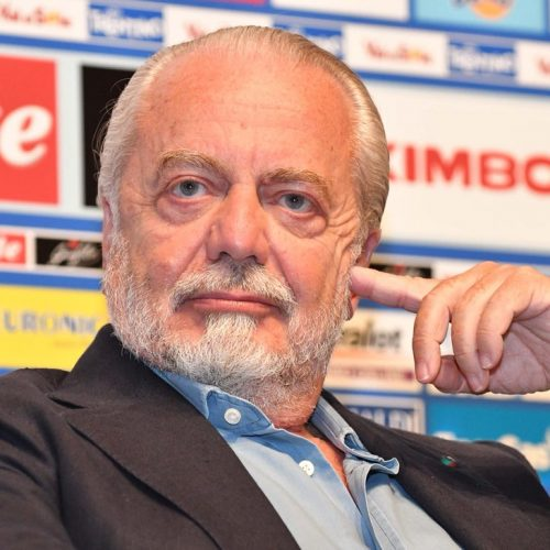 """De Laurentiis Napoli Mercato: """"James solo in prestito. Colpo? Pepè e Lozano diversi…"""""""