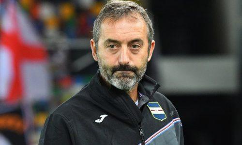 """Genoa – Sampdoria, Giampaolo:""""In campo scenderà la qualità"""""""