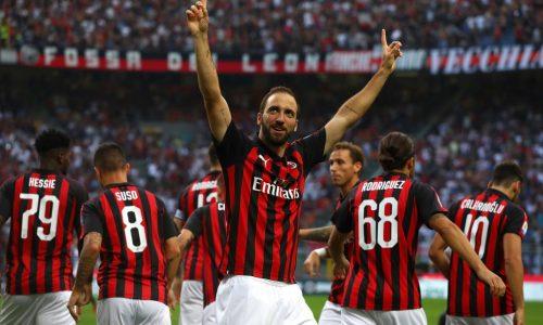 """Milan, Higuain: """"La Juve mi ha cacciato, derby di domenica sapore speciale. Su De Laurentiis…"""""""