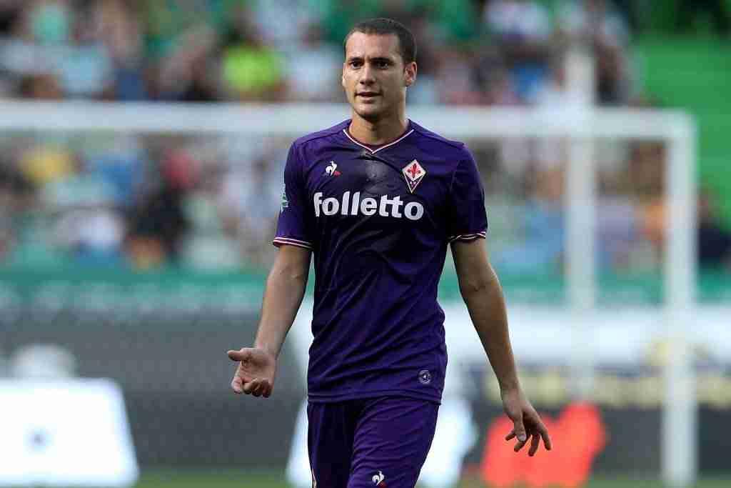 Maglia Home Fiorentina SEBASTIAN CRISTOFORO