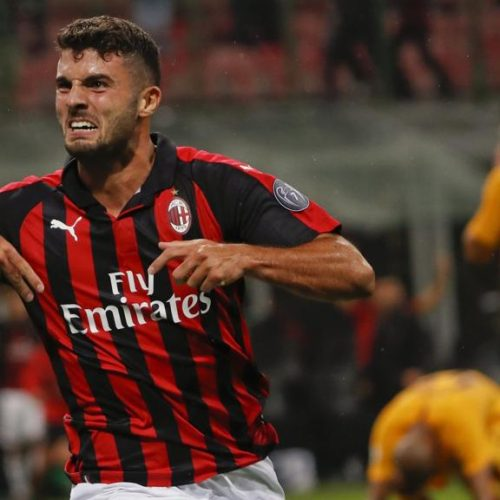 """Milan, Cutrone: """" Vittoria di gruppo """""""