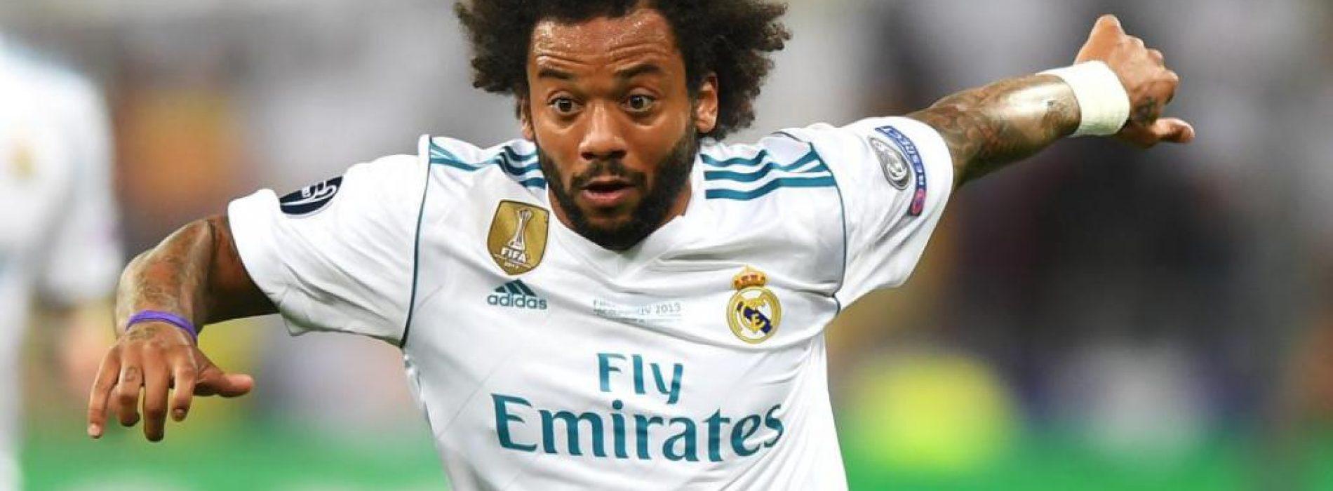 """Juve, senti Marcelo: """"Club spettacolare"""""""