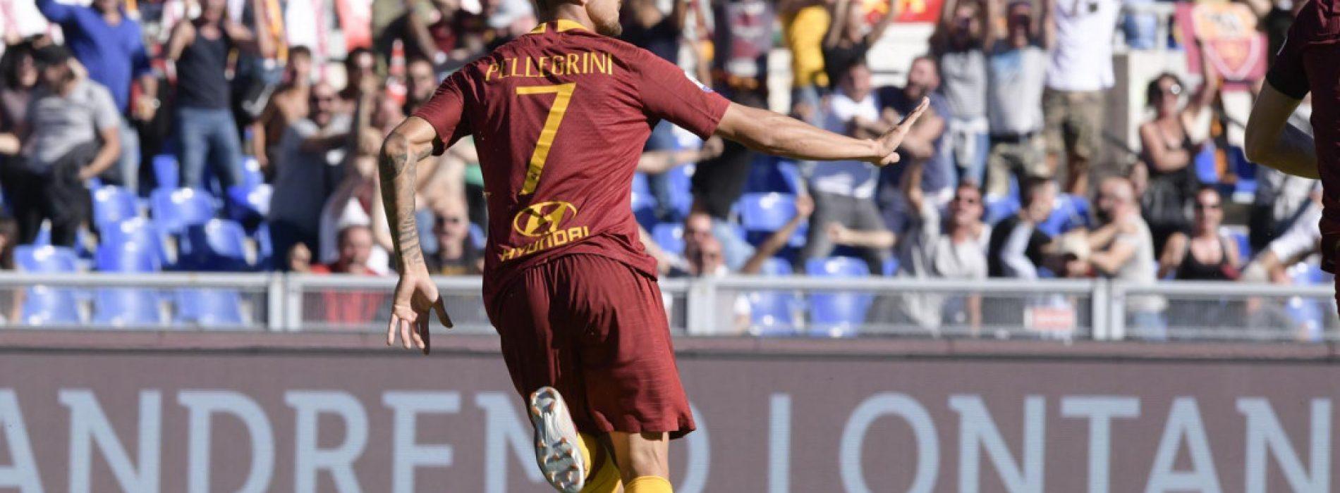 Roma, tutto pronto per il rinnovo di Pellegrini: fascia e la 10 di Totti