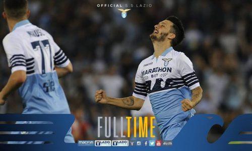 La Lazio si sblocca: Frosinone battuto 1-0, decide Luis Alberto