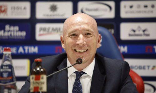 """Cagliari – Lazio, Maran: """"Domani vogliamo vincere. Siamo carichi"""""""