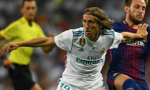 "Modric niente Inter: ""La mia carriera terminerà a Madrid"""
