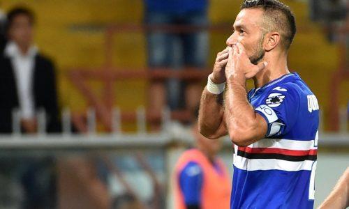 Napoli: non solo De Rossi, De Laurentiis pensa a Quagliarella