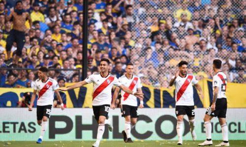Superclasico, il River sbanca la Bombonera: finisce 0-2