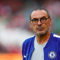 """Finale Europa League, Sarri: """"Contento al Chelsea, il mio calcio anche in Inghilterra. L'Arsenal…"""""""
