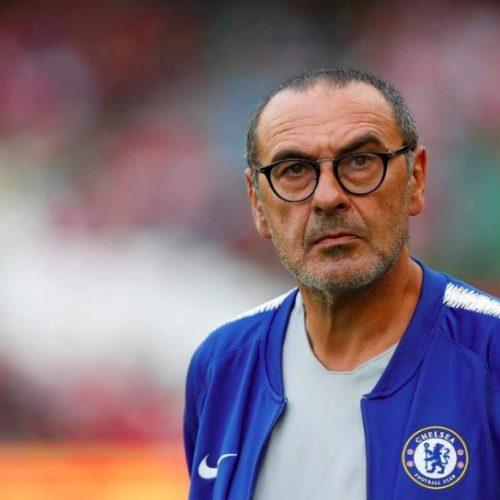 """Chelsea, Sarri: """"Slavia Praga impressionante, arriviamo fino in fondo. Dispiace per il Napoli, non sono considerato mister europeo…"""""""