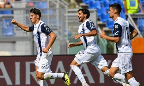 Birsa e Stepinski fermano la Roma: col Chievo è 2-2