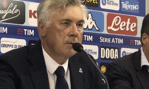 """Ancelotti: """"Strigliata alla squadra, ma non sono preoccupato"""""""