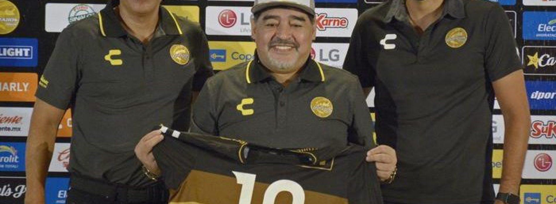 """Coronavirus Maradona: """"Italia, hai il mio sostegno"""". Poi l'appello all'Argentina"""