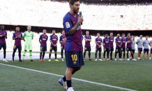 Argentina, Messi torna in Nazionale
