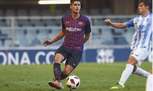 Chumi, soluzione d'emergenza per la difesa del Barcellona